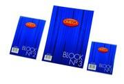 BLOC OMEGA 10X13 PAPEL ALCALINO 100 HOJAS