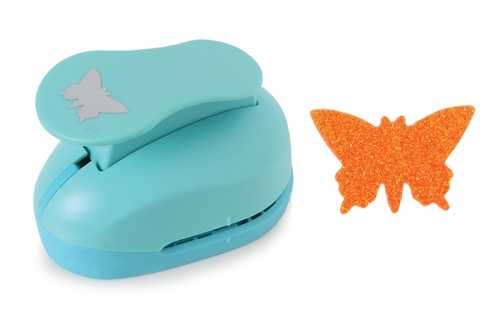 Perforadora cutter mariposas en espuma EVA 3.5 cm para tarjetas scraP