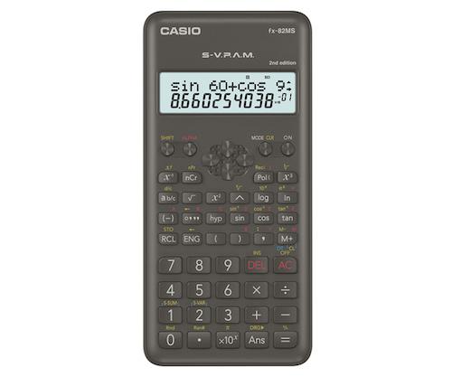 CALCULADORA CASIO FX-82