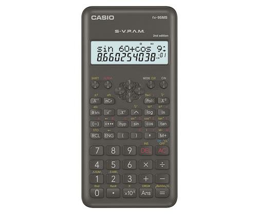 CALCUALDORA CASIO FX-95