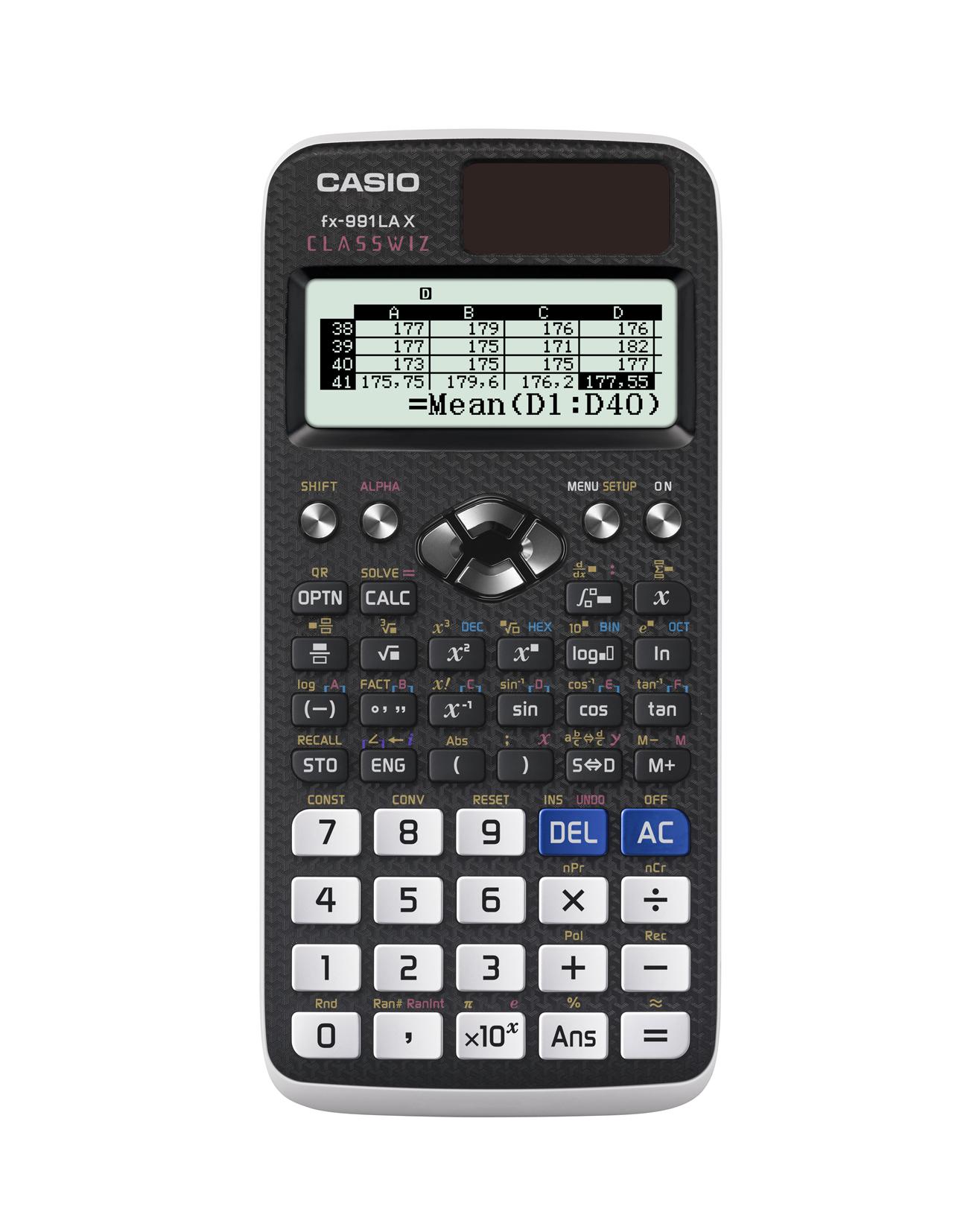 CALCULADORA CASIO FX-991LA X