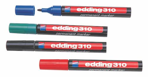 MARCADOR PERMANENTE EDDING 310