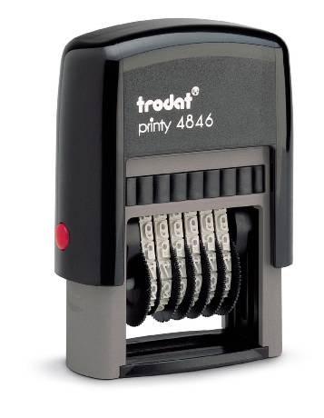 NUMERADOR TRODAT 4846