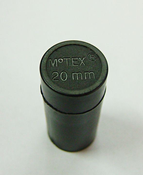 RODILLO ENTINTADOR PARA ETIQUETADORA MOTEX MX6600, 18 mm